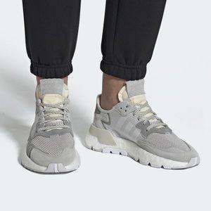 Adidas | Gray One Nite Jogger